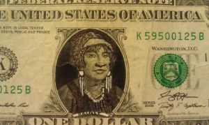 Refacing Our Currency, Gertrude Ma Rainey by jeremyhara