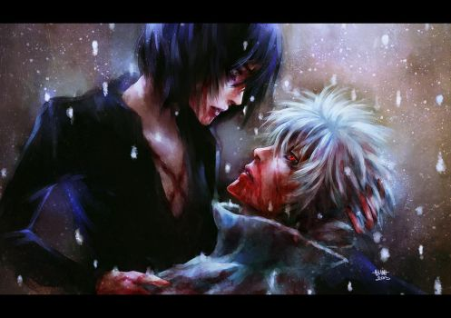to die in your arms by NanFe
