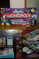 Transformers Monopoly by Kittylover9399