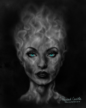 Made of Smoke by paintedcastle