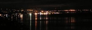 Newburgh at Night by TheMightyQuinn