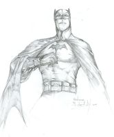 adam west batman by the-tracer