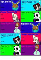 Gift Tags- FMUL by Roya111