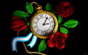 Time And Roses by zixx91