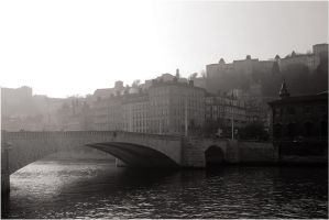 LYON (France) by LeSuicideDeLaMouche