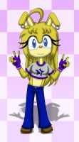 SONIC: Sissy The Bunny by Mau506SK