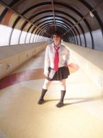 Yagami Light Gender Bender Cosplay by Nao-Dignity