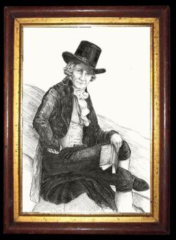 Doctor St.J. Watson, Unfinished - Pencil by crimsongriffin28