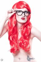 Hipster Ariel by TzR