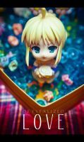 Crystallized Love by Kodomut