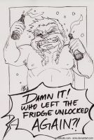DA - Never Let A Dwarf... by aimo