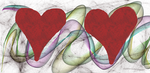Two Hearts by 4vermine4