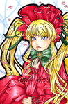 Rozen Maiden: Shinku by illustica