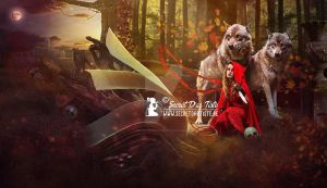 Tales untold: Red Riding Hood by SecretDarTiste