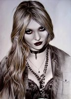 Taylor Momsen by cuddly666
