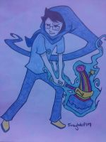 John Egbert by FrayWolf117