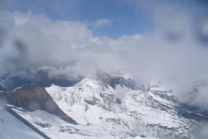 The Austrian Alps by Rasvashed