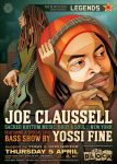 Legends: Joe Claussell + Yossi Fine by prop4g4nd4