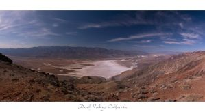 Death Valley by KrisSimon