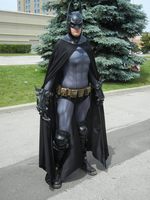 Anime North 2012 - Batman Cosplay by jmcclare
