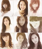 SNSD gee pics by SungminLee