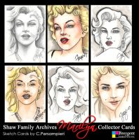 The Marilyn Monroe Collection by ConnieFaye