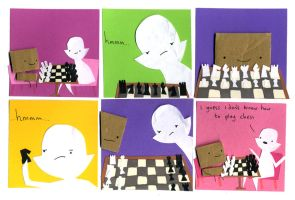 Chess by philippajudith