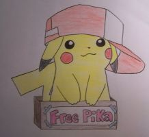 Free Pikachu:3 by Nimmeh-The-Mouse