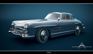 300SL by IgnisFerroque