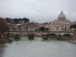 Tevere - Untouched by woodsman2b