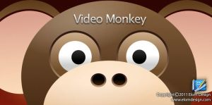 Video Monkey Icon by ElomDesign