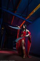 Prince of Persia: Kaileena by DeathWrathAngel