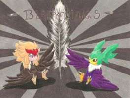 Blackwings by darknight0x0