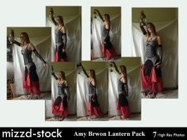 Amy Brown Lantern Pack by mizzd-stock