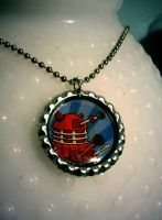 Dalek Necklace by TokisMindPalace