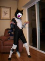 Mistoffelees -WITHOUT MAKEUP- by DemonXOfXSecrets
