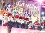 Lovelive!OPstage by Trianon-dfc