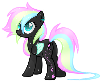 Pony Adoptable  -CLOSED- by Takan0