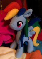 Dashie Rainbow Fabrics by Trinkety