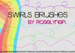 SWiRLBRUSHES by roseprieto