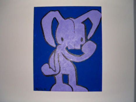 bunny by renone