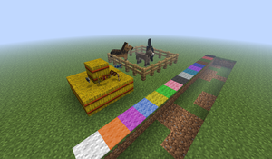 13w16a Pre-Release for Minecraft 1.6 by Kn0p3XX