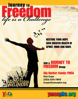 A Poster For YMCA - Freedom by dRoop
