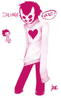 zACHARIE by Deanny