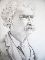 Samuel Clemens by KingVahagn