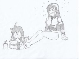 Ultear's punishment. by tgohan