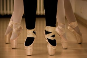 Ballet: A row by SeelederSchar