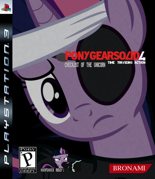 Pony Gear Solid 4 by martybpix
