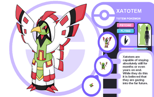 Xatotem by Cerulebell