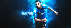 Eden Hazard by mikeepm